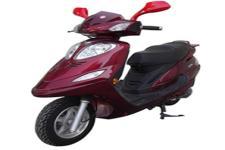 麟龙牌LL125T-9型两轮摩托车