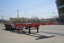 青特牌QDT9402TJZG型集装箱运输半挂车