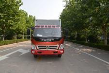 福田牌BJ5049XXY-BF型厢式运输车图片