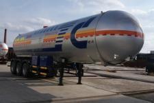 建成牌JC9402GYQQA型液化气体运输半挂车图片