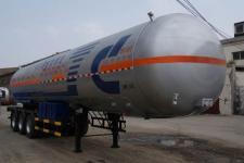 建成牌JC9401GYQTY型液化气体运输半挂车图片
