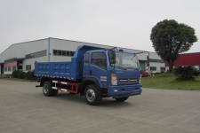 豪曼牌ZZ3168G17DB1型自卸汽车图片