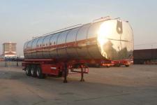昌骅牌HCH9401GSY35型食用油运输半挂车图片