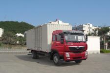 重汽豪曼国四单桥厢式运输车160-205马力5-10吨(ZZ5168XXYF10DB0)