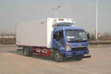 解放牌CA5169XLCPK15L2NE5A80型冷藏车图片