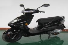 银河牌YH125T-A型两轮摩托车图片