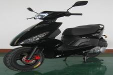 银河牌YH125T-2A型两轮摩托车图片