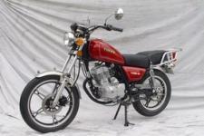 银河牌YH125-3B型两轮摩托车图片