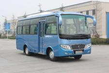 南骏牌CNJ6670LQNV型客车