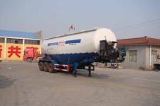 通亚达牌CTY9408GFLA型中密度粉粒物料运输半挂车图片
