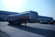 盛润牌SKW9404GYS型液态食品运输半挂车图片