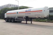 圣达因牌SDY9405GDYY型低温液体运输半挂车图片