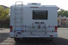 福田牌BJ5037XLJ-FA型旅居车图片