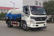 欧曼牌HFV5120GXWBJ5型吸污车