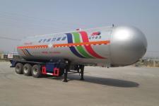 丹凌牌HLL9403GYQ型液化气体运输半挂车图片