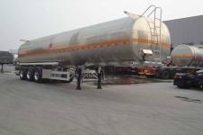 兴扬牌XYZ9409GRYLA型铝合金易燃液体罐式运输半挂车