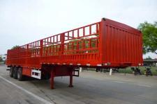 兴华牌LXH9401CCY型仓栅式运输半挂车图片