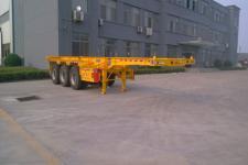 路飞牌YFZ9400TJZ型集装箱运输半挂车图片