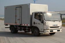 跃进牌NJ5042XXYZFDCMZ型厢式运输车图片