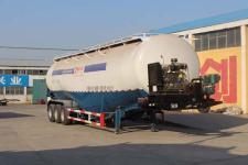 通亚达牌CTY9391GFLZ型低密度粉粒物料运输半挂车图片