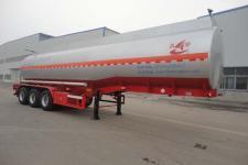 昌骅牌HCH9400GYW型氧化性物品罐式运输半挂车图片