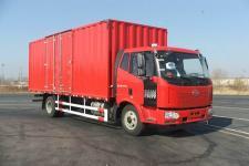 解放牌CA5160XXYP62K1L4E5型厢式运输车图片