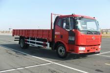 解放平头柴油载货汽车154马力8吨