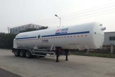 圣达因牌SDY9406GDYN型低温液体运输半挂车图片