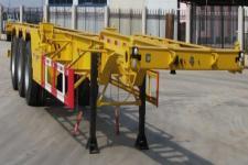 旭达牌CFJ9400TJZ型集装箱运输半挂车图片