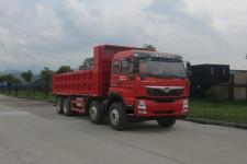 豪曼牌ZZ3318M60EB0型自卸汽车图片