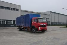 豪曼牌ZZ5168XXYG10EB0型厢式运输车图片