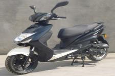 天鹰牌TY50QT-3型两轮轻便摩托车图片