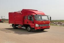 解放牌CA5041CCYP40K17L1E5A84-1型仓栅式运输车图片