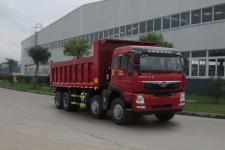 豪曼牌ZZ3318M60EB1型自卸汽车图片