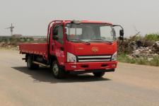 解放牌CA1041P40K17L1E5A84型平头柴油载货汽车图片