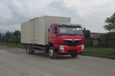 豪曼牌ZZ5168XXYF10EB1型厢式运输车图片