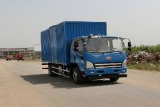 解放牌CA5131XXYP40K2L5E5A85-3型厢式运输车图片