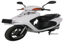 麟龙牌LL125T-6D型两轮摩托车