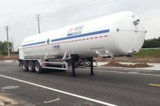 圣达因牌SDY9408GDYN型低温液体运输半挂车图片