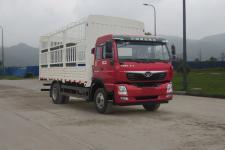 豪曼牌ZZ5168CCYF10EB1型仓栅式运输车图片