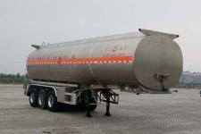 昌骅牌HCH9402GRYJ型铝合金易燃液体罐式运输半挂车图片