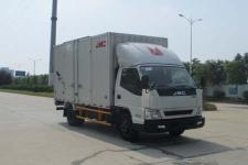 江铃牌JX5048XXYXGD2型厢式运输车图片