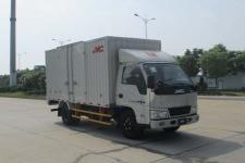 江铃牌JX5044XXYXGQ2型厢式运输车图片
