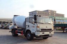 唐鸿重工牌XT5160GJBZZ38G4型混凝土搅拌运输车图片