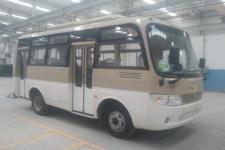 海格牌KLQ6608GC5型城市客车图片
