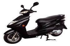梦马牌MM125T-3A型两轮摩托车图片