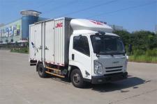 江铃牌JX5047XXYXBD2型厢式运输车图片
