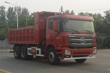 欧曼牌BJ3259DLPKE-AD型自卸汽车图片