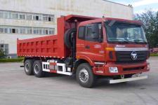 欧曼牌BJ3253DLPKB-AE型自卸车图片