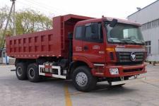欧曼牌BJ3253DLPKE-AD型自卸车图片